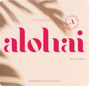 """<span itemprop=""""name"""">Alohai – Medium Serif Typeface</span>"""